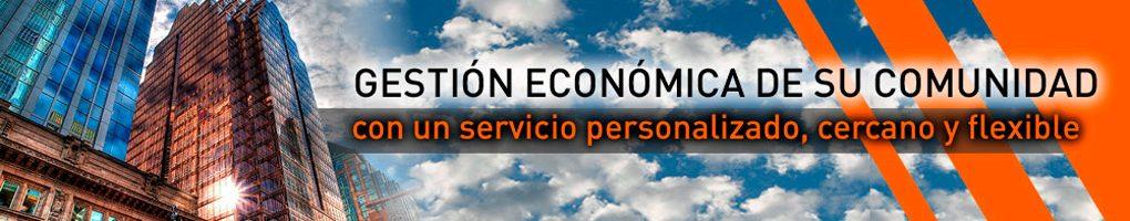 GESTIONAMOS LA ECONOMÍA DE SU COMUNIDAD ofreciendo servicios personalizados y adaptados a tus necesidad, con un trato cercano y